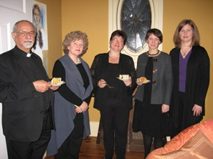 Photo from party for Adrienne Clarkson